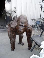 Jungle Animal Statues